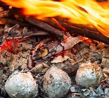 Ziemniaki pieczone jak z ogniska - prosto z piekarnika