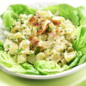 Niemiecka Salatka Ziemniaczana Przepis Na Kartoffelsalat Wideo