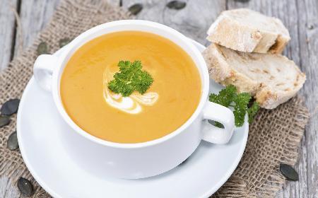 Zupa z dyni: przepis Anny Starmach