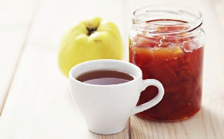 Pigwa do herbaty z sokiem pomarańczowym: przepis