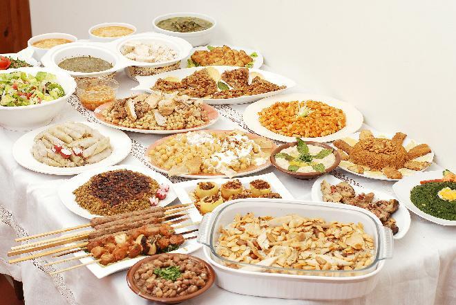 Kuchnia libańska  jaka jest? Cechy kuchni libańskiej