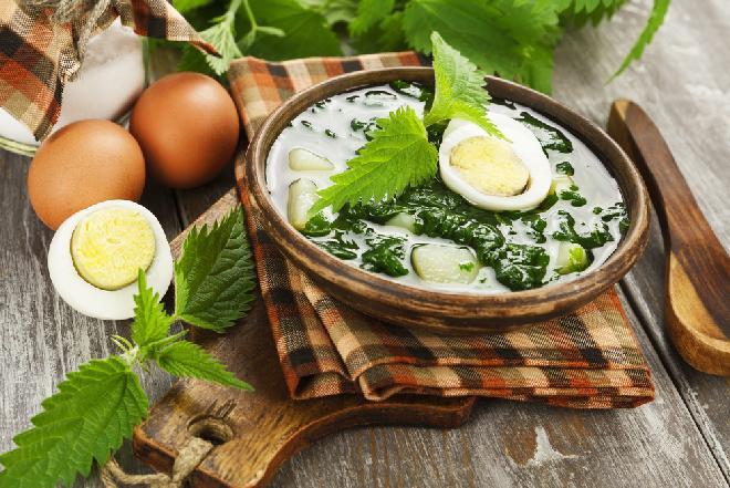 Zupa z pokrzyw - sprawdzony przepis na zdrowotną zupę