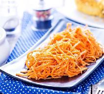 Wyrazista surówka z marchewki z chrzanem