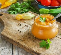 Odżywcza pasta z cukinii: cummus (hummus) z cukinii do warzyw i pieczywa