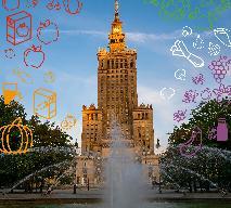 Pałac w 5 kolorach zdrowia