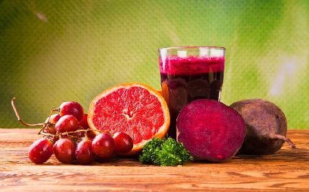 Koktajl z botwinki i grejpfruta: owocowo-warzywny eliksir zdrowia