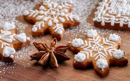 Świąteczne pierniczki Anny Starmach