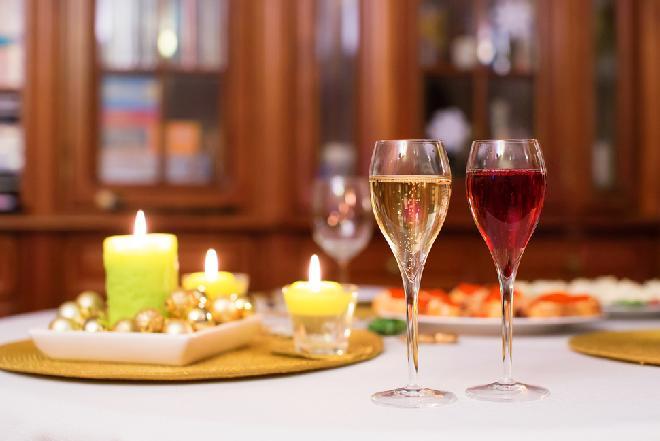 Kir Royal klasyczny: szampan plus porzeczki