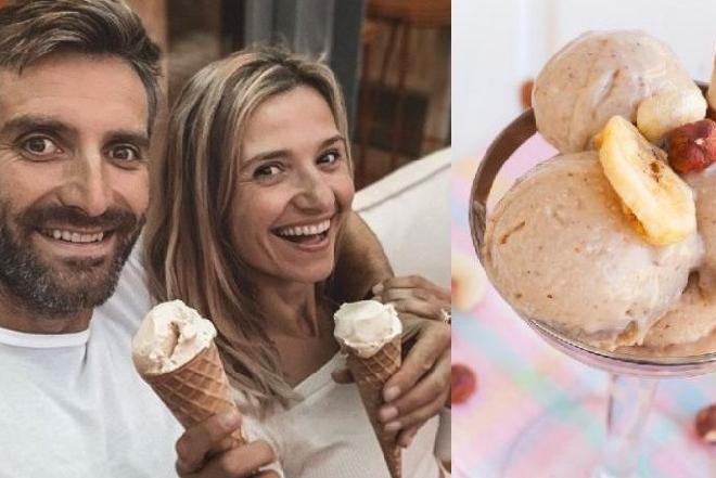 Maciej Dowbor i Joanna Koroniewska jedzą lody bez cukru: zobacz ten przepis