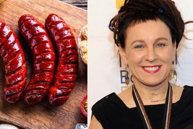 Olga Tokarczuk kiedyś jadła kiełbasę z ogniska! Oto najlepsze przepisy na kiełbasę noblistki